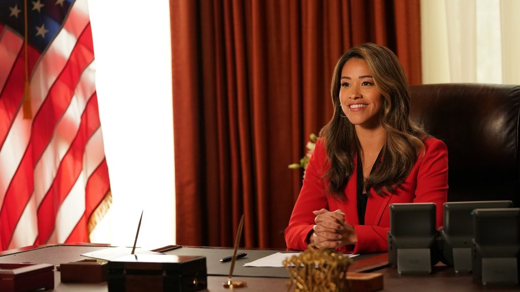 Diary of a Future President Gina Rodriguez