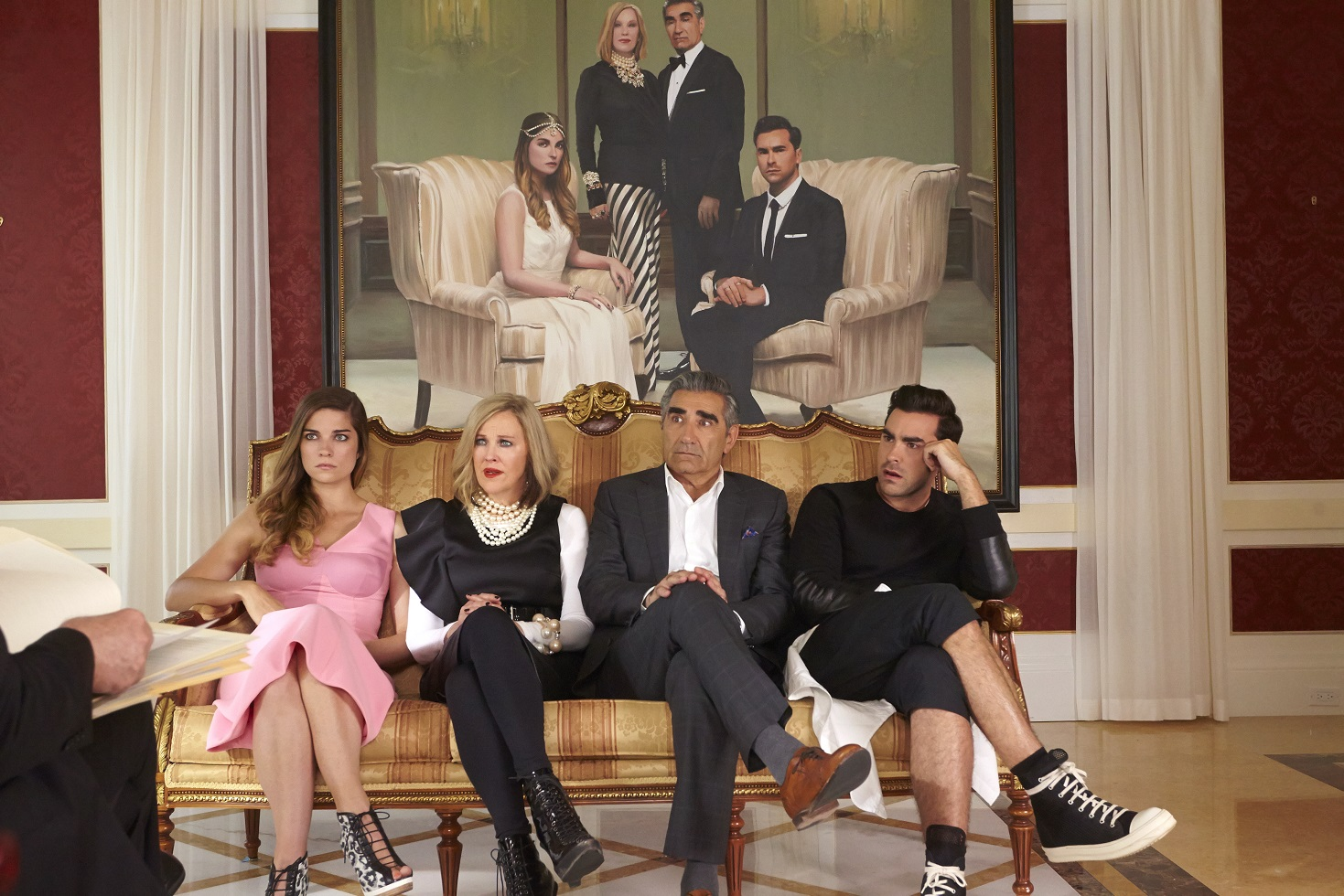 Schitt's Creek Schitts