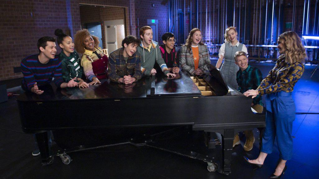 High School Musical: O Musical: A Série