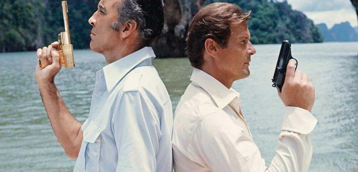 007 e o Homem da Pistola Dourada